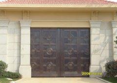 别墅铜门PP-05